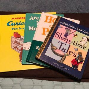 Other - 4 classic children's books